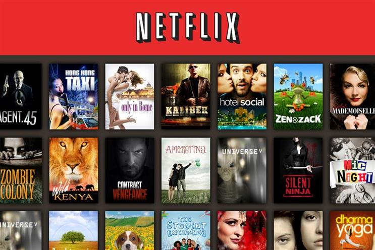 Netflix: 4.6 million users in UK