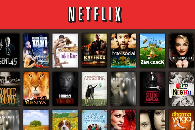 Netflix: over-the-top platforms represent a threat to the traditional trading model, MediaSense says