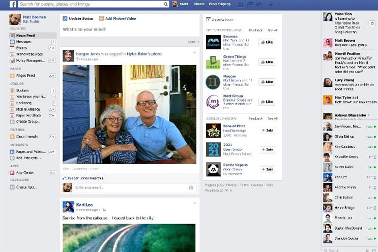 Just 20% of Facebook posts generate an emotional response