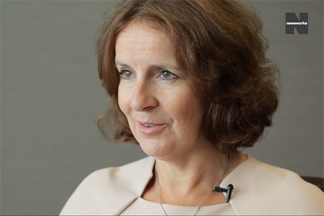Amanda Rendle: global head of marketing at HSBC and Newsworks Planning Awards 2014 judge
