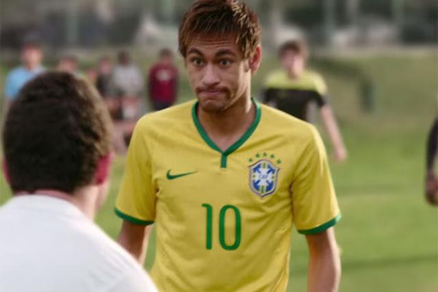 Nike: Neymar stars in latest film