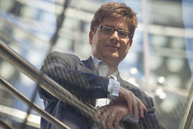 Nick Jones: head of digital and CSR at Visa Europe