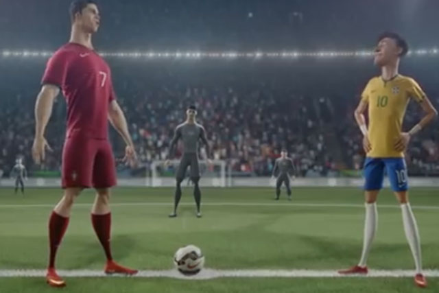 Nike: 'nike football: the last game' campaign by Wieden & Kennedy