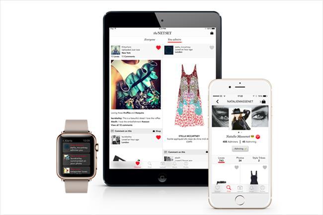 The Net Set: Net-A-Porter launches social network