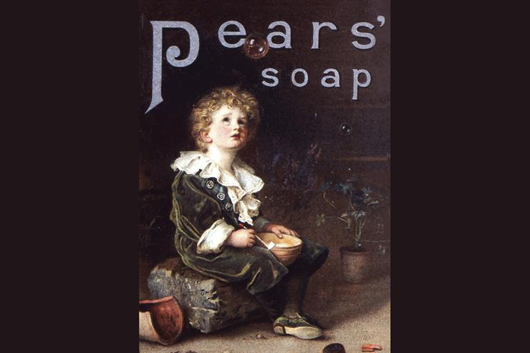 History of advertising: No 98: Pears soap's Bubbles poster