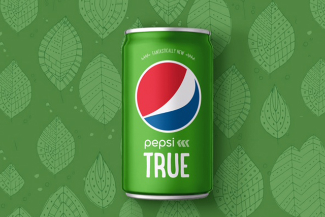 Pepsi True: Pepsi aims to take a bite out of the stevia sweetened cola market