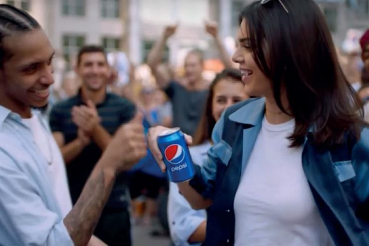 Pepsi campaign: 'made in-house by a team who were clearly incapable of calling bullshit'