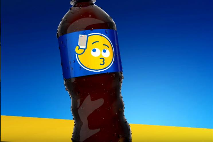 PepsiMoji: Pepsi's emoji campaign will now feature on Twitter Stickers
