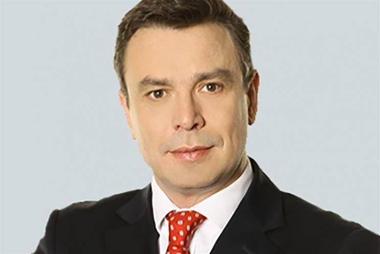 Philip Ainsworth: will lead Pernod Ricard's UK marketing