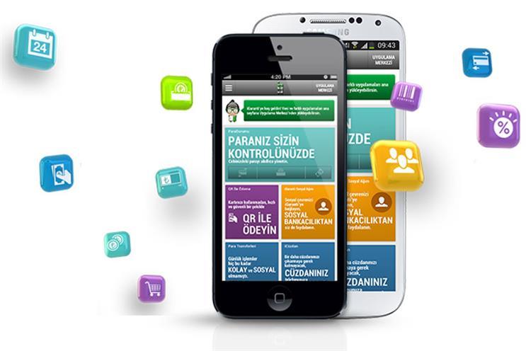 Turkish bank Garanti's digital banking initiative iGaranti