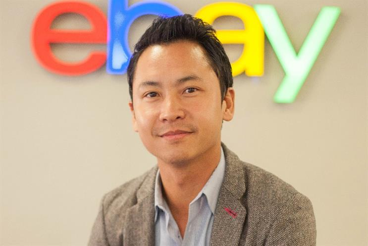 eBay's UK director of advertising, Phuong Nguyen