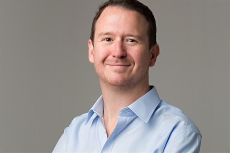 Tom Denford: co-founder and chief strategy officer of ID Comms