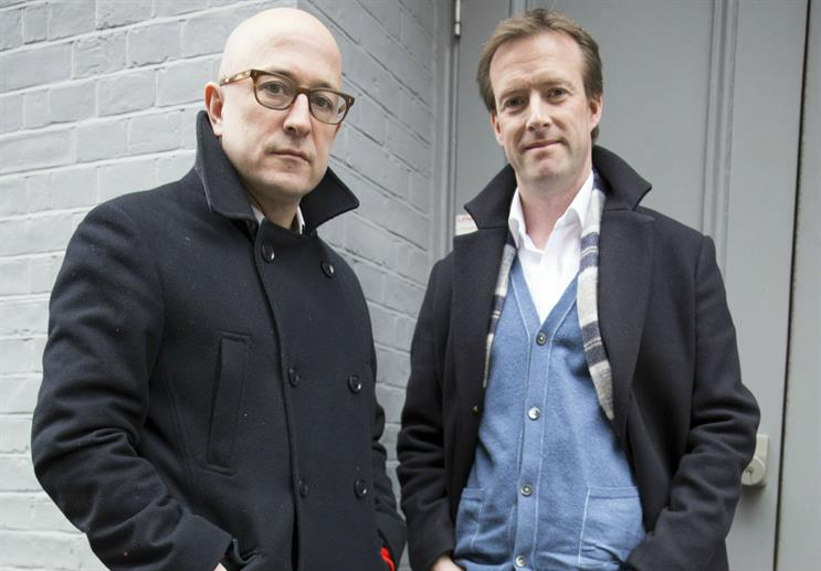Club Havas: co-managing partners Martin Brooks and Daniel Floyed
