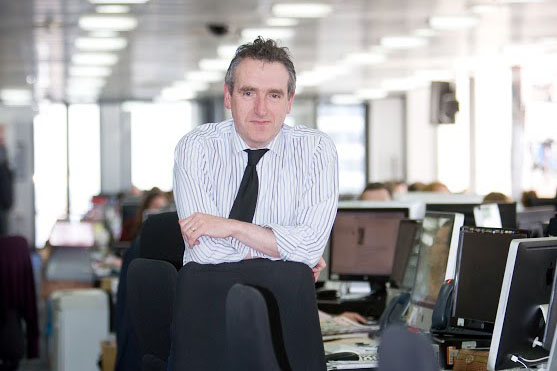 Pete Picton to depart Mirror Online