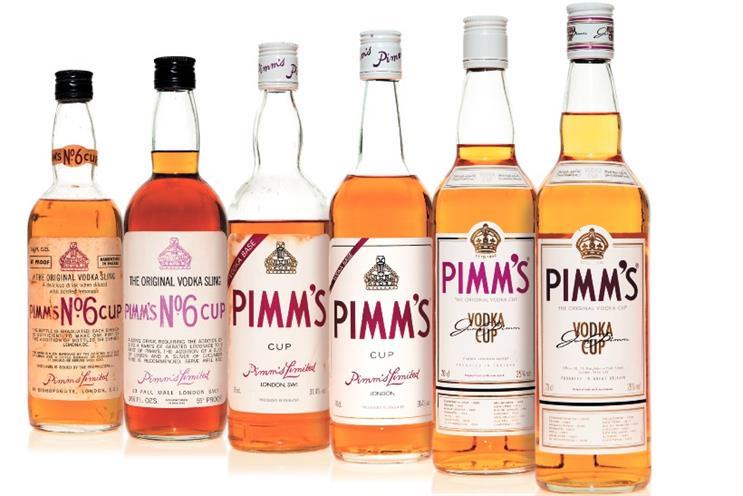 Diageo: Pimms No.6 Vodka Cup brought back following popular demand