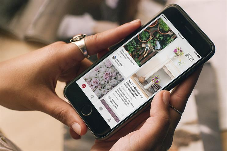 Promoted Pins: launch clients include John Lewis and Tesco
