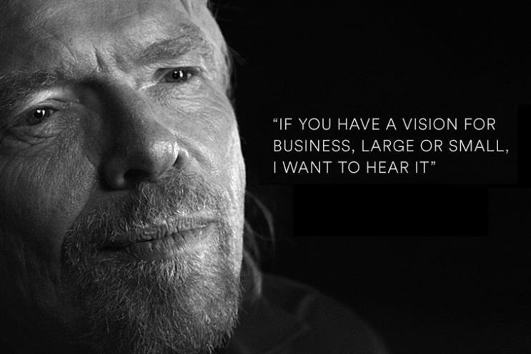 Pitch to Rich: Richard Branson encourages British entrepreneurship with £1m fund