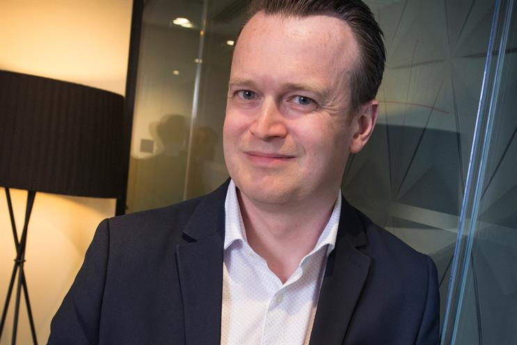 Paul Davies: consumer marketing director, Microsoft