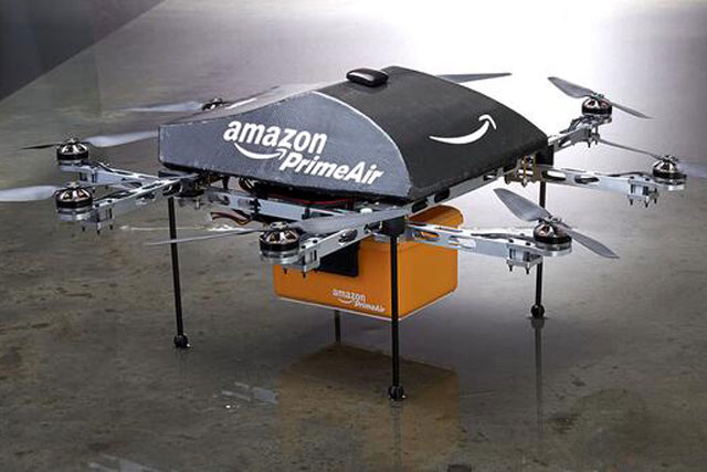 Prime Air: Amazon's proposed delivery service by drone