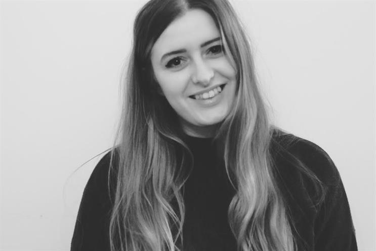 Scholarship winner: Rebecca Rhosyn Petts-Davies