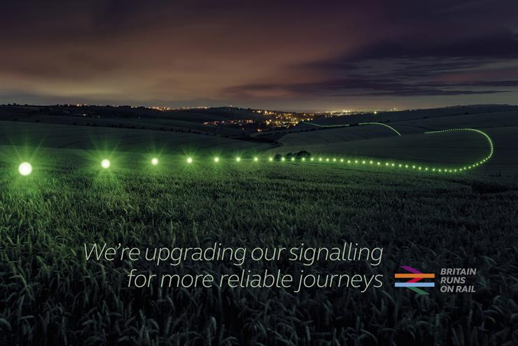 Rail Delivery Group: launching ad push