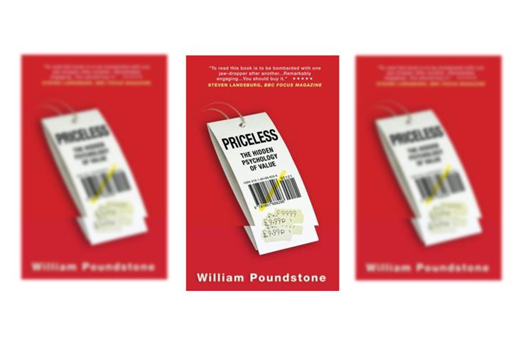Summer book review: Priceless: The hidden psychology of value by William Poundstone