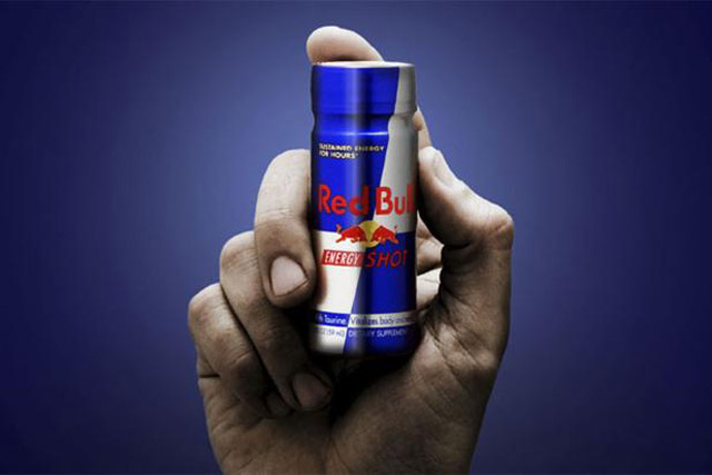 Red Bull: sued by a US consumer over its strapline