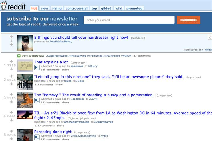 Reddit plans to host more content on its site