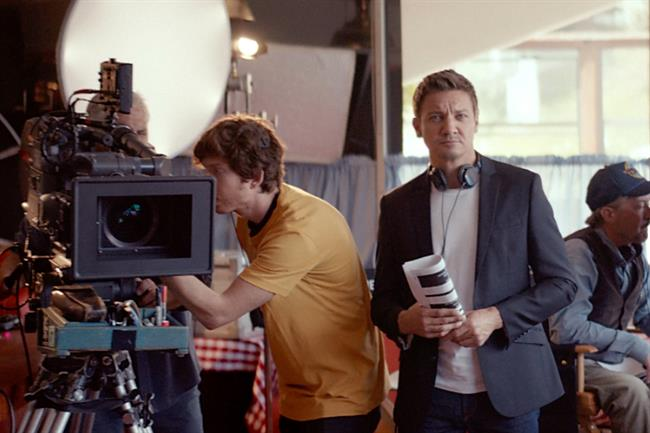 Jeremy Renner: fronted Rémy Martin's campaign by MullenLowe London last year