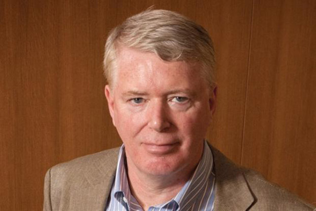 Martin Riley: to be succeeded as CMO at Pernod Ricard by Conor McQuaid