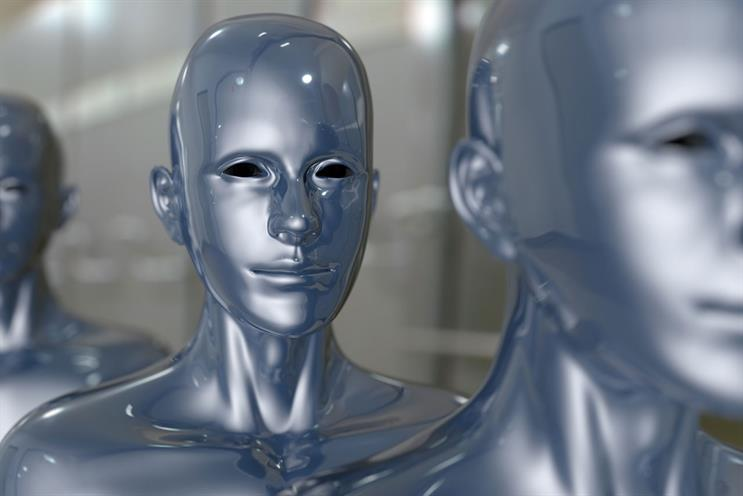 How can brands retain humanity in an increasingly robotic world?