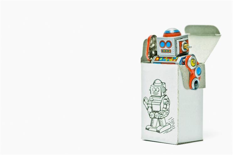 Mel Exon: Programmatic isn't just about 'robots with calculators'