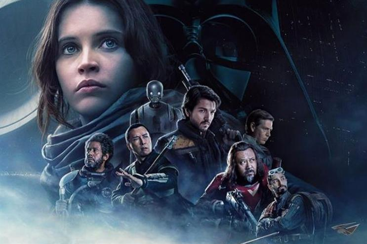 Rogue One: the latest film from the Star Wars universe
