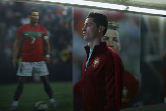 Hottest virals: Nike Football hauls out Rooney and Ronaldo, plus Jaguar and Honey Maid