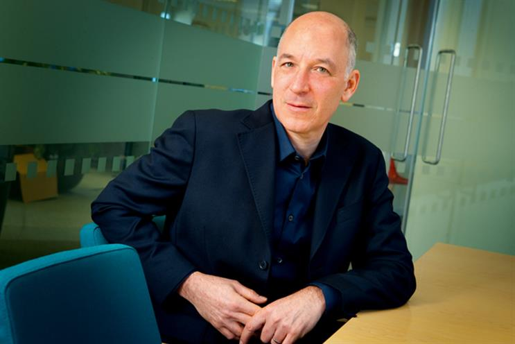 Rufus Olins: Newsworks' outgoing chief executive