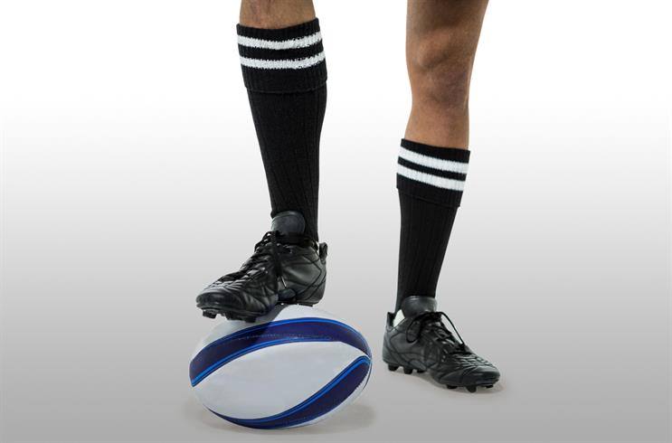 How many boots is a rugby player's Twitter following worth?