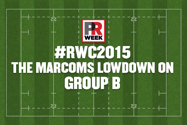 Rugby World Cup: The marcoms lowdown on the Group B contenders