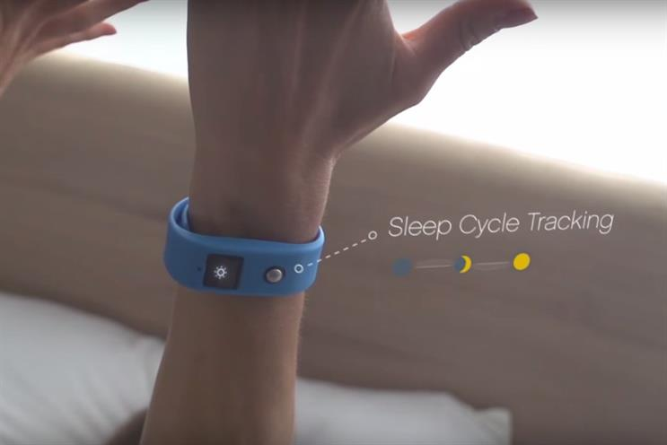 Runtastic: wearables include the Orbit fitness tracker