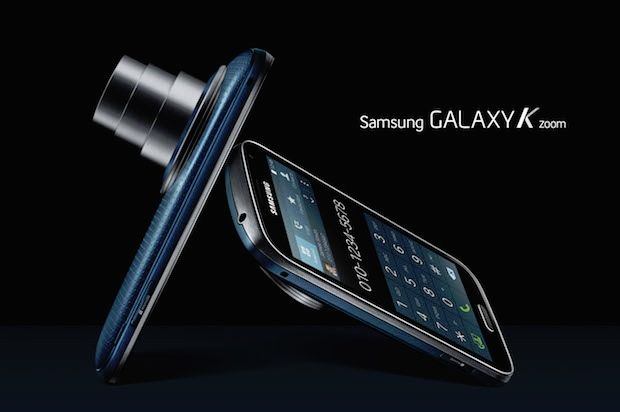 Samsung: 50 families to be focus of campaign promoting Galaxy K Zoom