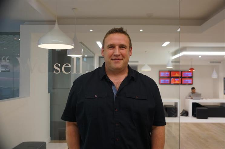 Sam Cartmell: joined Ogilvy & Mather from Karmarama last year