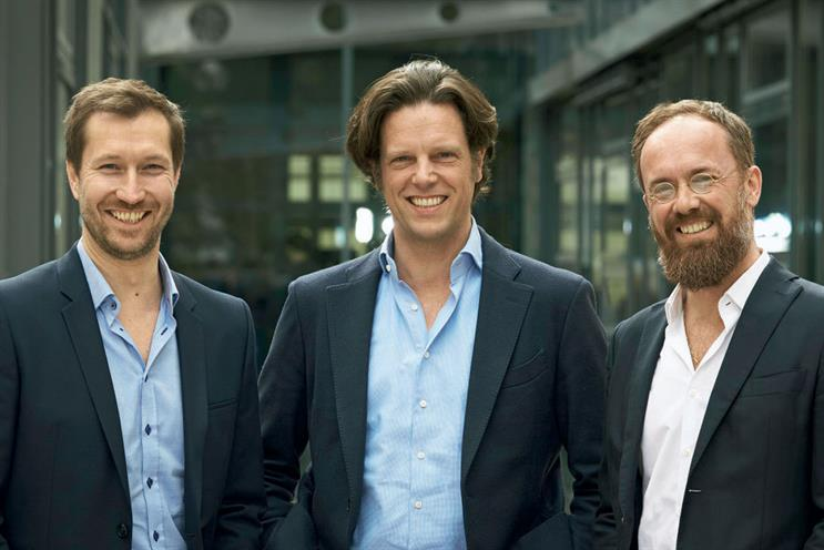 Noder, Haller and Schill (l-r)…'vital to take the cultural and social characteristics of different regions into consideration'