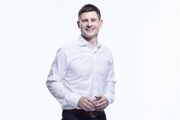 Simon Martin: the chief executive of Oliver Group