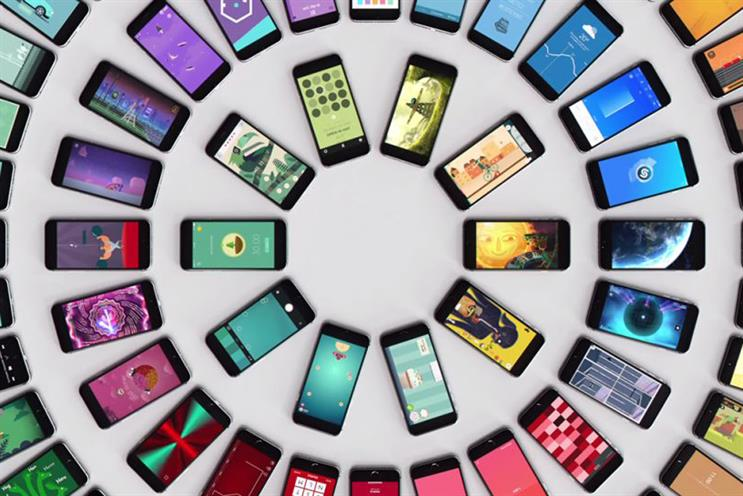 Mobile display adspend overtakes desktop for first time