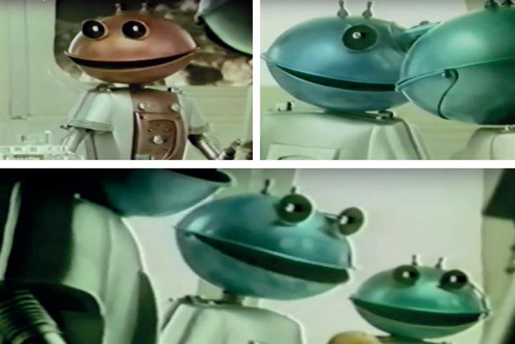 The Smash Martians: was advertising better in the 70s and 80s?