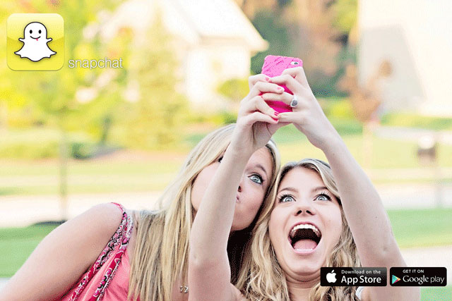 Snapchat: reportedly rejected a $3 billion buyout offer from Facebook