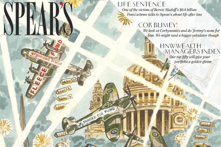 Spear's: coming to newsstands in Central London and the West End