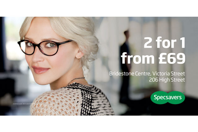 2014 IPA Effectiveness Awards shortlist spotlight: Specsavers 'Using advertising to build a business over three decades'