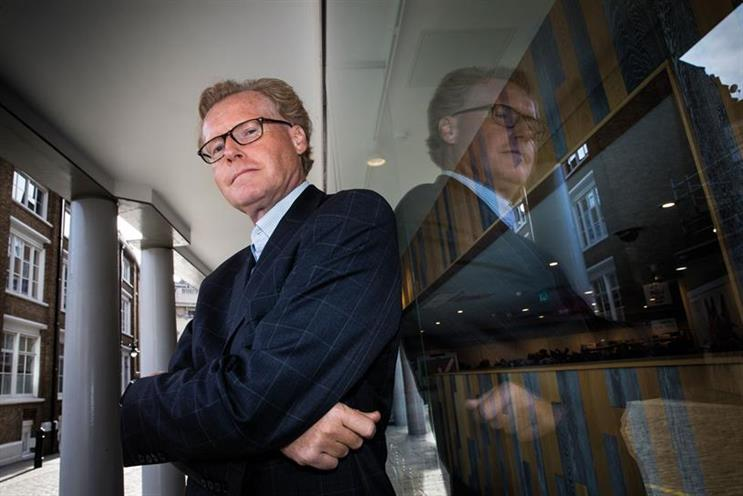 Stephen Maher, chief executive, MBA