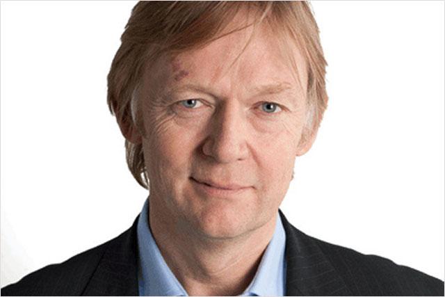 Stephen Woodford: 'adspend under pressure'