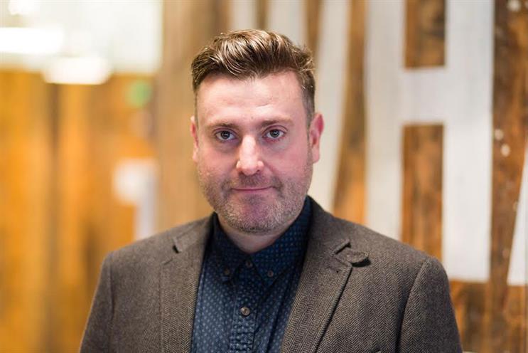 Matt Steward: joined DigitasLBi in March